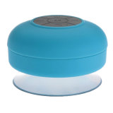 Beli Niceeshop Bluetooth Speaker Mini With Mangkuk Penyedot For The Bathroom Hitam Murah
