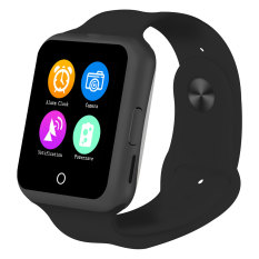 Kualitas Niceeshop Bluetooth Telepon Perhiasan Dengan Dukungan Kartu Sim Smart Kamera Hitam Niceeshop