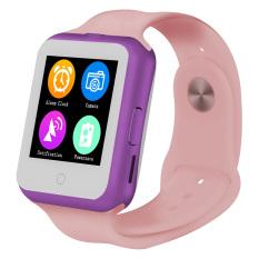 Katalog Niceeshop Bluetooth Telepon Perhiasan With Dukungan Kartu Sim Smart Kamera Berwarna Merah Muda International Niceeshop Terbaru