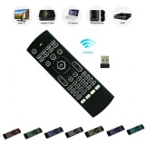 Miliki Segera Niceeshop Warna Warni Backlit Remote Control Mx3 2 4G Mini Keyboard Nirkabel Mouse Multifungsi Inframerah Remote Control For Smart Tv Android Tv Kotak Htpc Pc Ps3 Xkotak Proyektor