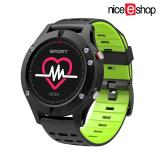 Toko Jual Niceeshop F5 Gps Smart Watch Altimeter Barometer Thermometer Bluetooth 4 2 Smartwatch Wearable Perangkat Untuk Ios Android Intl