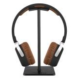 Jual Niceeshop Stan Headphone Headset Universal Aluminium Menampilkan Stan Pameran Pemegang Headphone Gantungan Hitam