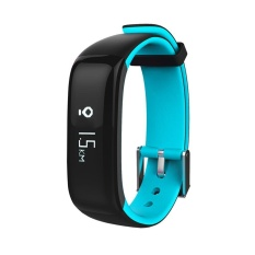 Toko Niceeshop Kesehatan Kebugaran Pelacak With Heart Rate Monitor Untuk Tekanan Darah Olahraga Smart Gelang Pedometer Smart Gelang Bluetooth Jam Cerdas For Ios And Android Tiongkok