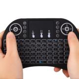 Toko Niceeshop Keyboard I8 Mini 2 4 Ghz Wireless Model Sentuh Dengan Mouse Untuk Pc Xbox 360 Ps3 Google Android Tv Box Htpc Dan Iptv Hitam Tiongkok