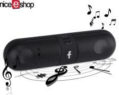 Harga Niceeshop Kapsul Portabel Stereo Bluetooth Nirkabel Untuk Ponsel Pintar Dan Laptop Pembicara Hitam Fullset Murah