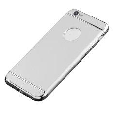 NiceEshop Kobwa IPhone 6 S/6 Kasus, 3 In 1 Ultra Tipis Hard Anti-Gores Tahan Guncangan Menyepuh Dgn Listrik Frame dengan Permukaan Permukaan Kasus Grip Yang Bagus untuk Apple IPhone 6 S/6-Intl