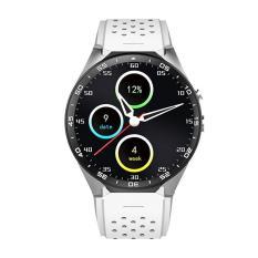 KW88 3g WIFI Ponsel Selai Pintar Semua-dalam-satu Bluetooth Android 5.1 Kartu SIM With GPS, Kamera, Monitor Denyut Jantung, Peta Google, Google Play Niceeshop-Internasional