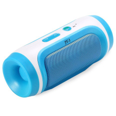 Spesifikasi Niceeshop Mini Portabel Nirkabel Bluetooth Stereo Speaker For Tablet And Smartphone Biru