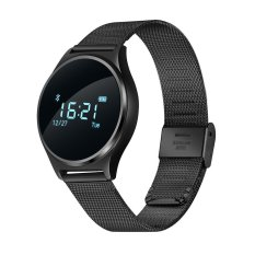 Jual Smart Band Stainless Steel Watch M7 Tekanan Darah Tali Smart Bracelet Watch Heart Rate Monitor Smartband Niceeshop Intl Online Tiongkok
