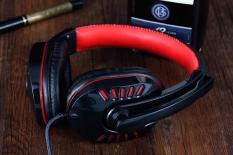 Jual Niceeshop Soyto 755 3 5Mm Headset Headphone Gaming Headphone Earphone Dengan Mikrofon Untuk Pc Hitam Online Tiongkok