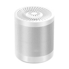 Niceeshop Nirkabel Bluetooth V4.0 Speaker Portable Pengeras Suara Rumah dengan 12 Jam Waktu Bermain, 10 Meter Jangkauan Bluetooth, TF Slot Kartu, Alat Bantu Audio Input, Flashdisk, Dukungan untuk Smartphone/PC (Putih)-Intl