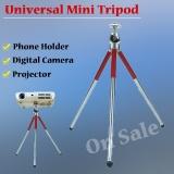 Beli Nierbo Mt86 Mini Tripod Untuk Kamera Telepon Proyektor Ringan Panjang 13 27 Cm Beban Maksimum 1 Kg Merah Intl Seken