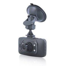 Night Vision HD 120 Derajat 1080 P 2.7Car DVR HDMI Full HD Videotransmission dengan 4 LED G-sensor Kendaraan Kamera Video RecorderDash Cam Motion Detection Support 32 GB Hitam-Intl