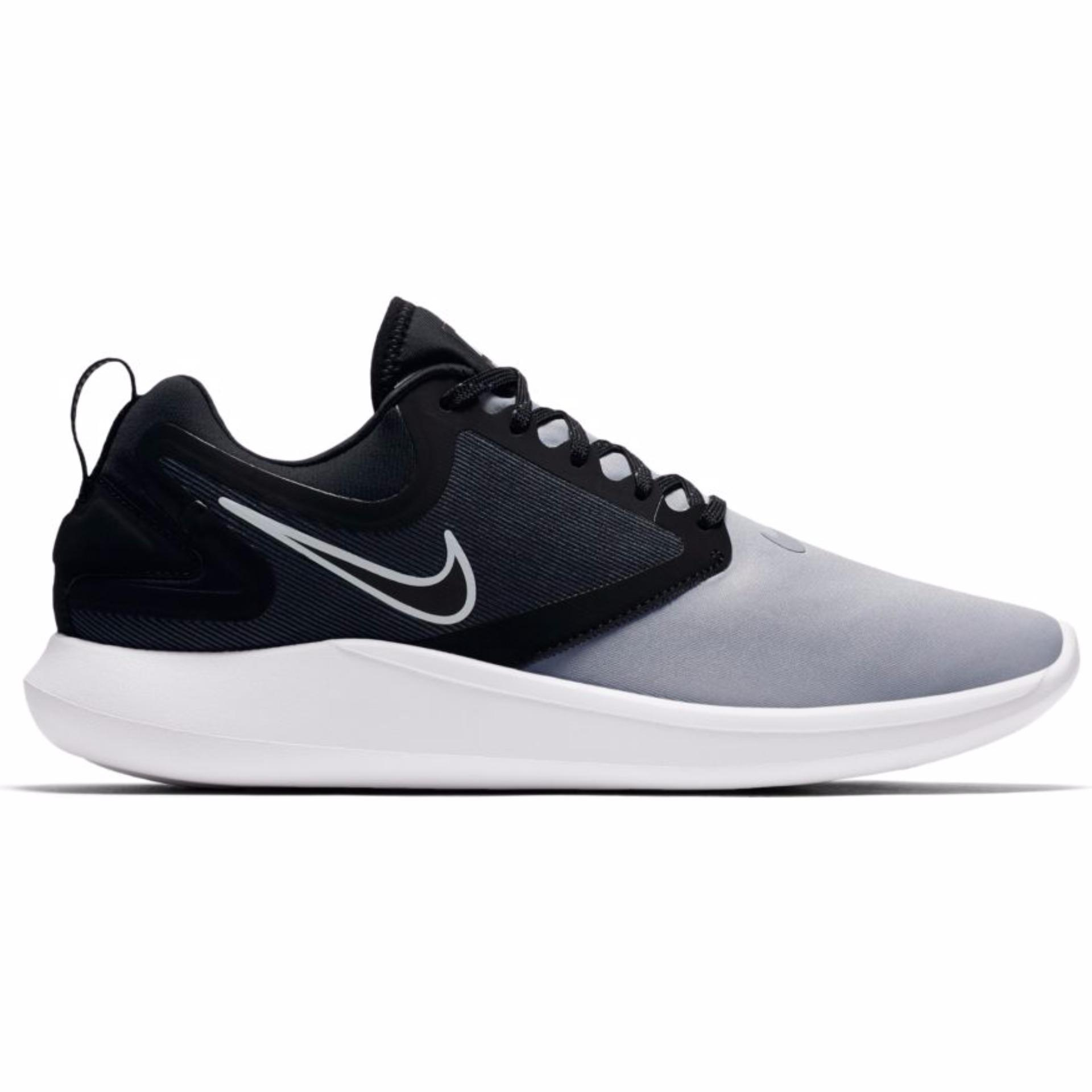 Diskon Nike Lunarsolo Men S Running Shoes Abu Abu Branded