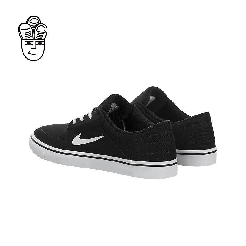 Nike SB Portmore Kanvas Sepatu Skateboard Pria 723874-003-SH