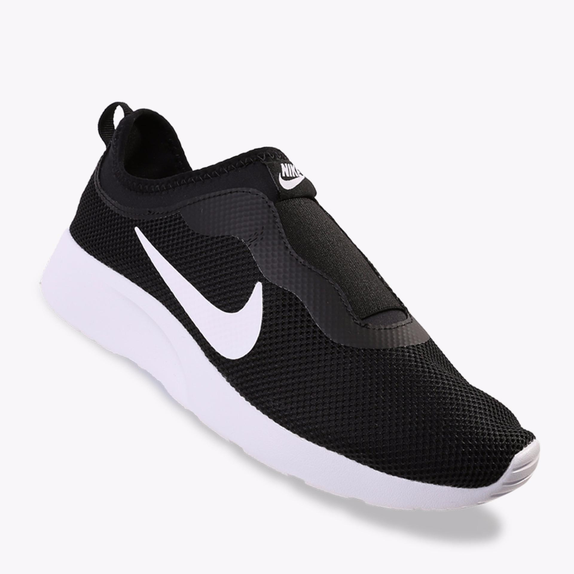 Spesifikasi Nike Tanjun Slip On Women S Sneakers Shoes Hitam Murah Berkualitas
