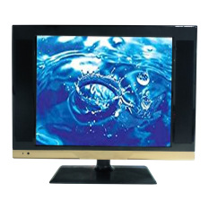 Niko 17 LED TV - Hitam (Model: 1701)