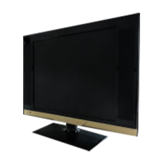 Niko 19 inch HD LED TV - Hitam (Model 1902)