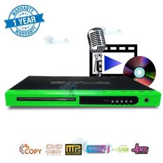 Niko DVD Player Multimedia USB NK-189X - Hijau