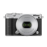 Jual Nikon 1 J5 10 30Mm Vr Kit 20 8 Mp Koneksi Wifi Nfc Silver Online