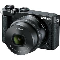 Nikon 1 J5 Kit 10-30mm - Hitam