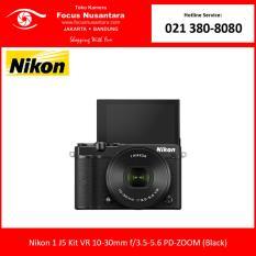 Nikon 1 J5 Kit VR 10-30mm f/3.5-5.6 PD-ZOOM (Black)