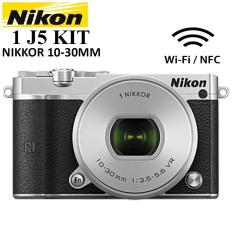 NIKON 1 J5  WiFi 4K Mirrorless Camera VR 10-30mm Lens Garansi Resmi