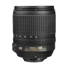 Nikon 18-105mm F/3.5-5.6G ED VR AF-S DX Nikkor [Lens Hanya] (hitam)