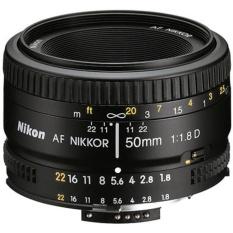 Spesifikasi Nikon Af 50Mm F 1 8D Bagus