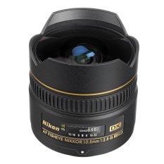 Nikon AF DX Fisheye 10.5mm f/2.8G f2.8G ED Lens - Hitam