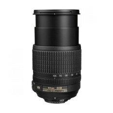 Nikon AF-S DX Nikkor 18-105mm F3.5-5.6G ED VR Hitam Kotak Putih