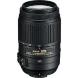 Jual Nikon Af S Dx Nikkor 55 300Mm F 4 5 5 6G Ed Vr Lensa Kamera Dslr Hitam Murah