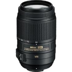 Spesifikasi Nikon Af S Dx Nikkor 55 300Mm F 4 5 5 6G Ed Vr Lensa Kamera Dslr Hitam Murah Berkualitas