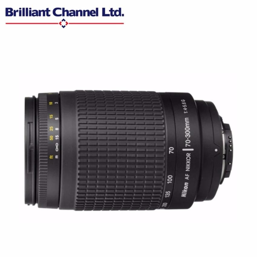 Spesifikasi Nikon Af Zoom Nikkor 70 300Mm F 4 5 6G Lensa Intl Yang Bagus