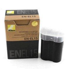 Nikon Battery En-El15 For V1 / D600 / D800 / D800e / D7000 / D610