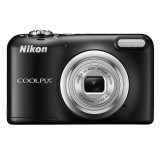 Nikon Coolpix A10 16 1 Mp 5X Optical Zoom Hitam Nikon Diskon 30