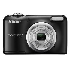 Spesifikasi Nikon Coolpix A10 16 1 Mp 5X Optical Zoom Hitam Murah Berkualitas