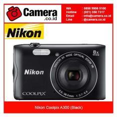Nikon Coolpix A300 - Black Kamera Pocket