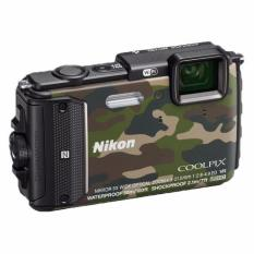 Harga Nikon Coolpix Aw130 Waterproof Digital Camera 16Mp 5X Optical Zoom Nikon Indonesia