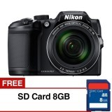 Jual Beli Nikon Coolpix B500 Kamera Digital 16 0Mp 40X Optical Zoom Koneksi Wifi Nfc Hitam Gratis Sd Card 8Gb Indonesia