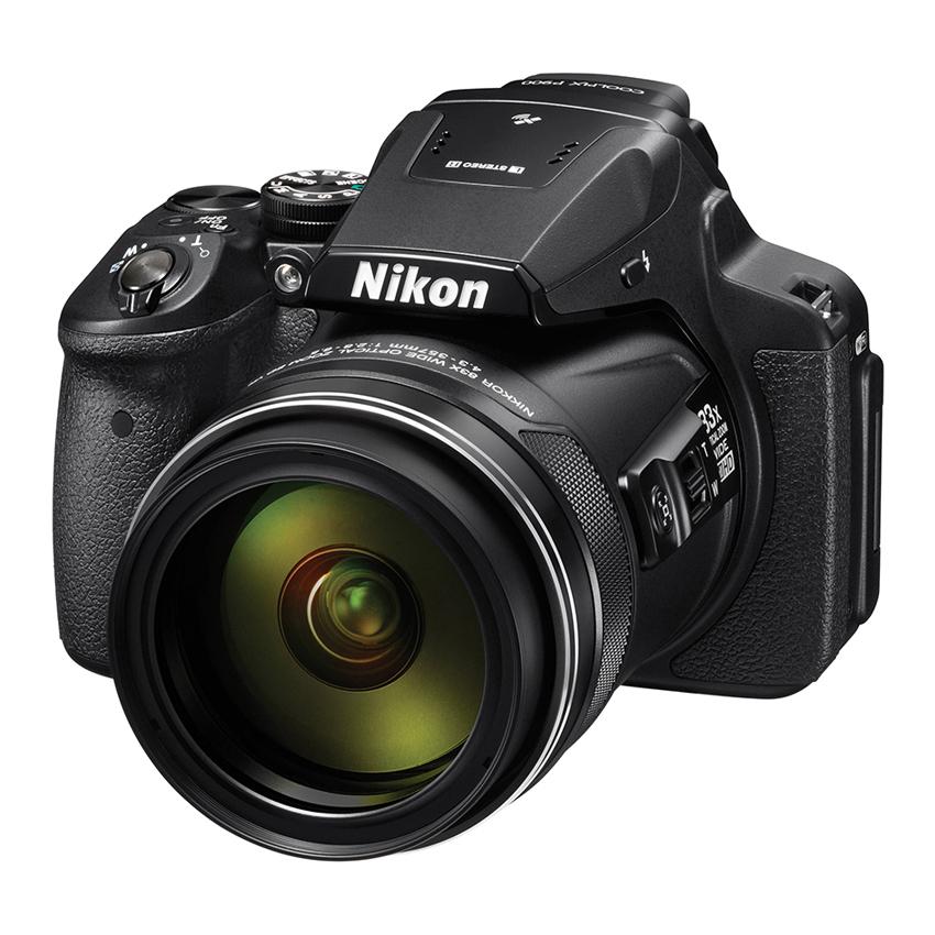 Jual Nikon Coolpix P900 16Mp 83X Optical Zoom Koneksi Wifi Nfc Hitam Termurah