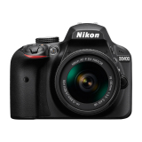 Nikon D3400 Kit Af P 18 55Mm Vr Black Nikon Diskon 40