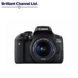 Jual Canon Eos 750D Kit With 18 55Mm Is Stm Dslr Camera Intl Canon Di Hong Kong Sar Tiongkok