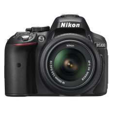 Nikon D5300 - 24.2 MP - Kit 18-55 VR II