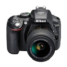 Nikon D5300 + AF-P DX NIKKOR 18-55mm f/3.5-5.6G VR Kit 24.2MP Bonus Anti Gores + SanDisk 16gb + Filter 55mm + Tas Kamera