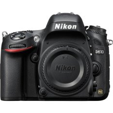 Nikon D610 Body Only - Hitam By Cam Pix.