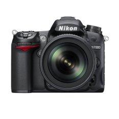 Nikon D7000 - 16.2 MP - 18-105 Kit VR - Hitam