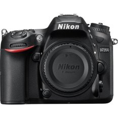 Nikon D7200 Body Only - Hitam By Cam Pix.