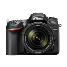 Nikon D7200 Kit AF-S 18-140mm VR - Hitam