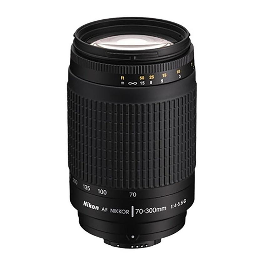 Beli Nikon Lensa Af 70 300Mm F 4 5 6 G Zoom Nikon Asli